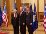 ПРСТИ ЦИА: Хашим Тачи и Даут Харадинај тражили од Американаца да помогну у ослобађању Рамуша Харадинаја