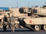 РУСИ ЋЕ УМЕТИ ДА ОДГОВОРЕ: Америчка тенковска бригада стигла у Европу