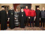 БЕОГРАД: Патријарх захвалио Русији на великој љубави према Србима