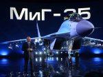"РУСКА УЗДАНИЦА: Представљен нови борбени авион ""МиГ 35"""
