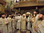 РУСКА ДУША: Божић у Сретењском манастиру
