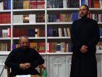 ЖИВОТ У ВИРТУЕЛНОЈ ЗОНИ: Ђакон Ненад Илић одржао предавање у Никшићу