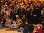 ХРАМ СВЕТОГ САВЕ У БЕОГРАДУ: Божићни дарови најмлађима