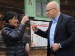 МЕЋАВНИК: Министар културе Владан Вукосављевић стигао на Мећавник, вечерас ће отворити 10. Кустендорф