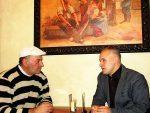 """ГОРАН ЛАЗОВИЋ и СЕРГЕЈ ПУТИЛИН, ЗЛАТНИ ТЕНОР """"АЛЕКСАНДРОВА"""": Кустурице, брате мој, дођи  у Москву да певамо и плачемо заједно!"""