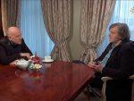 Емир Кустурица у култној телевизијској емисији Захара Прилепина – Чај са Захаром, на ТВ Цариград!