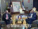 БАЊАЛУКА: Додик и Иванцов о политичким темама и заједничким пројектима