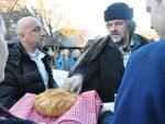 КУСТЕНДОРФ 2017: Захар Прилепин на Мећавнику, хлеб и со за пријатеља из Русије