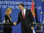 МОГЕРИНИ: Разговор Београда и Приштине показао посвећеност