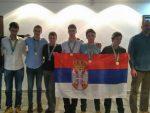 КАЗАХСТАН: Ученици Математичке гимназије освојили пет златних и две бронзане медаље