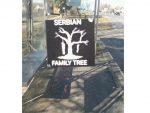 ХРВАТСКА ДАНАС: Графит који вријеђа Србе поново на улицама Вуковара