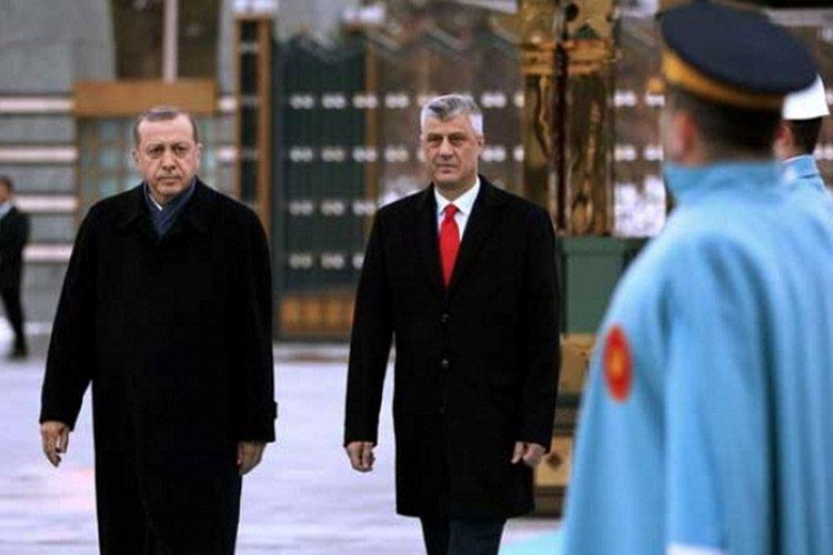 ЕРДОГАН НАОРУЖАВА ТАЧИЈА: Албанци на Косову од Турске добијају тенкове и авионе Ф-16