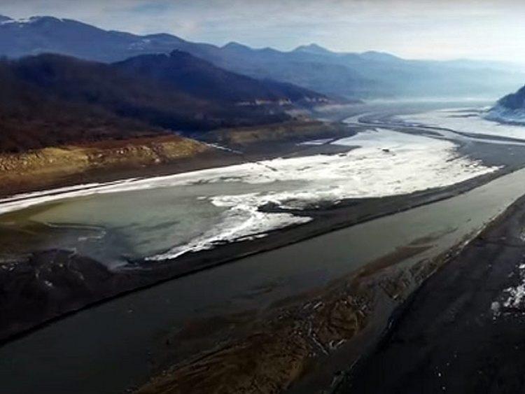ЕКОЛОШКА КАТАСТРОФА: Уништено Jабланичко језеро
