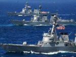 ДЕМОНСТРАЦИЈА СИЛЕ: НАТО ратни бродови стижу у Луку Бар