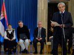 РШУМОВИЋ: Србија и њен народ окупирани су страним речима, понашањем, обичајима и истином
