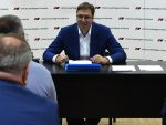 БЕОГРАД: Александар Вучић кандидат СНС-а на председничким изборима