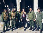 Есклузивно за ИСКРУ,  Марјана Наумова, светска шампионка, из Сирије: Руски војници су прави јунаци!