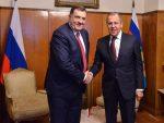 ОДЈЕЦИ СУСРЕТА ДОДИК – ЛАВРОВ У МОСКВИ: Република Српска може бити сигурна да има Русију уз себе