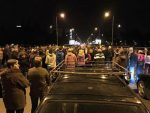 ПОДГОРИЦА: Група грађана блокирала мост као знак подршке мајкама