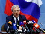 ГРУШКО: Акције НАТО-а у Украјини не иду у прилог решењу сукоба