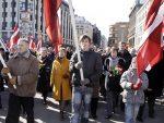 СЛАВЕ ХИТЛЕРА: Марш нацистичких ветерана у Риги