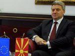 СКОПЉЕ: Председник Македоније Ђорђе Иванов одбио да прими Јоханеса Хана
