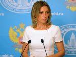 ЗАХАРОВА: Москва не жели да Србија буде пред избором или Русија или ЕУ