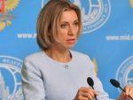 ЗАХАРОВА: Намера Приштине да формира војску је веома опасан корак за стабилност на Балкану