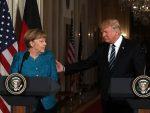 ТРАМП МЕРКЕЛОВОЈ: Услуге НАТО-а 375 милијарди долара