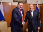 ДОДИК-ЛАВРОВ: Русија забринута због покушаја ревидирања принципа Дејтона