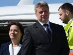КРИЗА У МАКЕДОНИЈИ: Иванов лети у Аустралију, Албанац у његовој фотељи