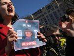 ПРОПАСТ СОРОШЕВОГ ПЛАНА: На митингу у Москви се окупило 8.000 људи