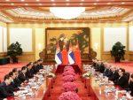 СИ ЂИНПИНГ: Кина Србију сматра челичним пријатељем