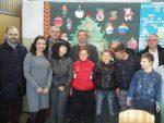 ВИШЕГРАД: Ђуревић уручио школски прибор ученицима у специјалном одељењу