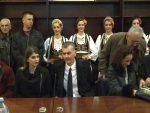 ПОДРШКА ХРАБРИХ: Предати потписи за кандидатуру Милана Стаматовића