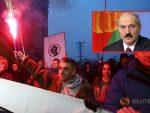 МИНСК: Почела обојена револуција против Лукашенка, полиција хапси све редом