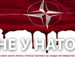 МАРКОВИЋ: Анти-НАТО протести неће бити толерисани