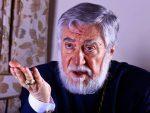 Ексклузивно за ИСКРУ, Горан Лазовић и Њ.С. Арам Први, патријарх јерменски, католикос Великог Киликијског Дома: Постали смо грађани глобалног села!