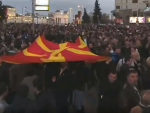 "МАКЕДОНИЈА: Настављени протести против Заева и ""тиранске платформе"""