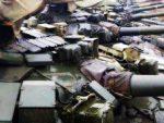 СПРЕМА СЕ ВЕЛИКА ОФАНЗИВА: Велики број Т-90 стигао у Сирију!