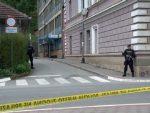 ЗВОРНИК: Почаст полицајцу убијеном у терористичком нападу