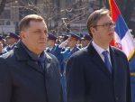 """ДОДИК: """"Србија изборима ударила печат стабилности"""""""