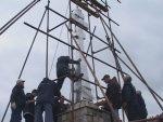 ВИШЕГРАД: Постављено спомен обиљежке погинулим руским добровољцима