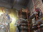 СВЕТИЊА ЋЕ СИНУТИ: Камиони са мозаиком за Храм Светог Саве кренули из Русије