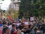 ЗБОГОМ ЦРНА ГОРО: Изгласан улазак Црне Горе у НАТО, опозиција позива на протесте