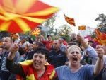 МАКЕДОНИЈА: Одржан миран протест, Заев условио Иванова