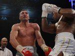 ЛОНДОН: Кличко нокаутиран, Џошуа остао првак света