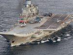 """РУСИЈА: """"Адмирал Кузњецов"""" добија ракетни комплекс """"Калибар"""""""