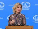 ЗАХАРОВА: Русија ће тек бити актуелна у САД