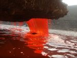 ВРАТА У ПОДЗЕМЉЕ АНТАРКТИКА: Тајна Крвавих слапова (видео)